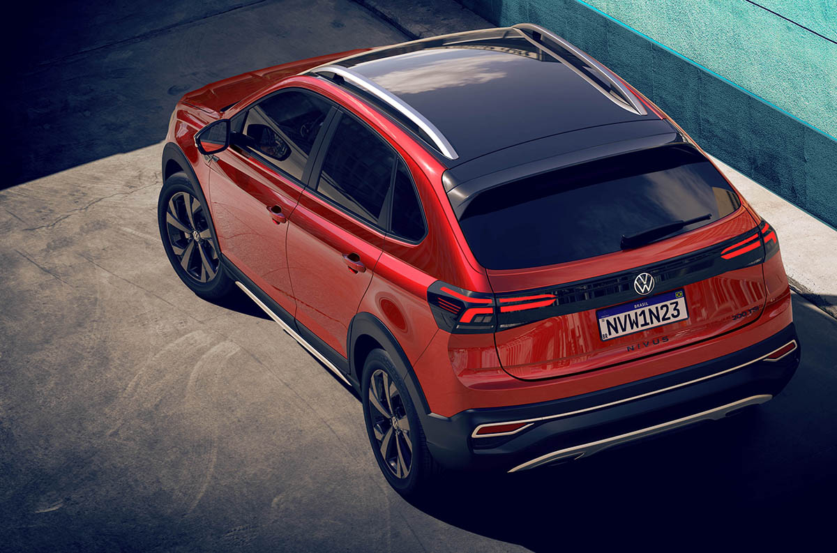 VW Nivus, el futuro en un SUV